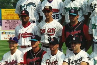 Lil 1996 AA ASG Trenton partial AL team with Enrique Wilson.jpg